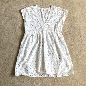 La Boheme Wilfred White Dress size Medium